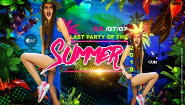 Last Party of the Summer 2018